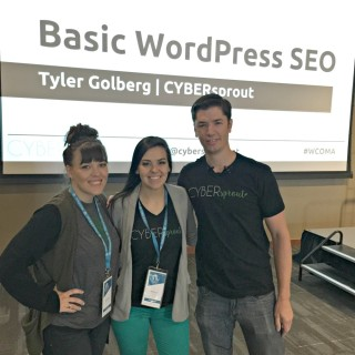 CYBERsprout Team WordCamp Omaha