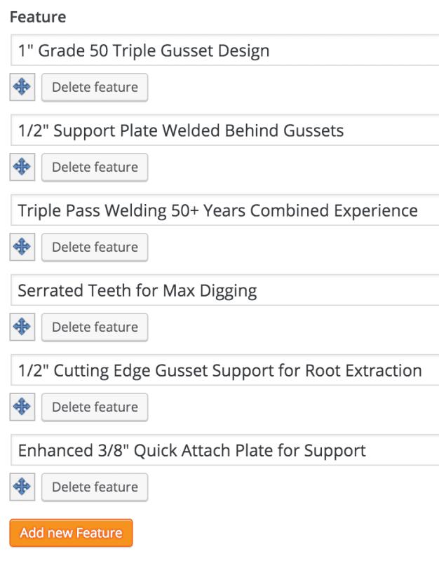 wordpress custom fields example
