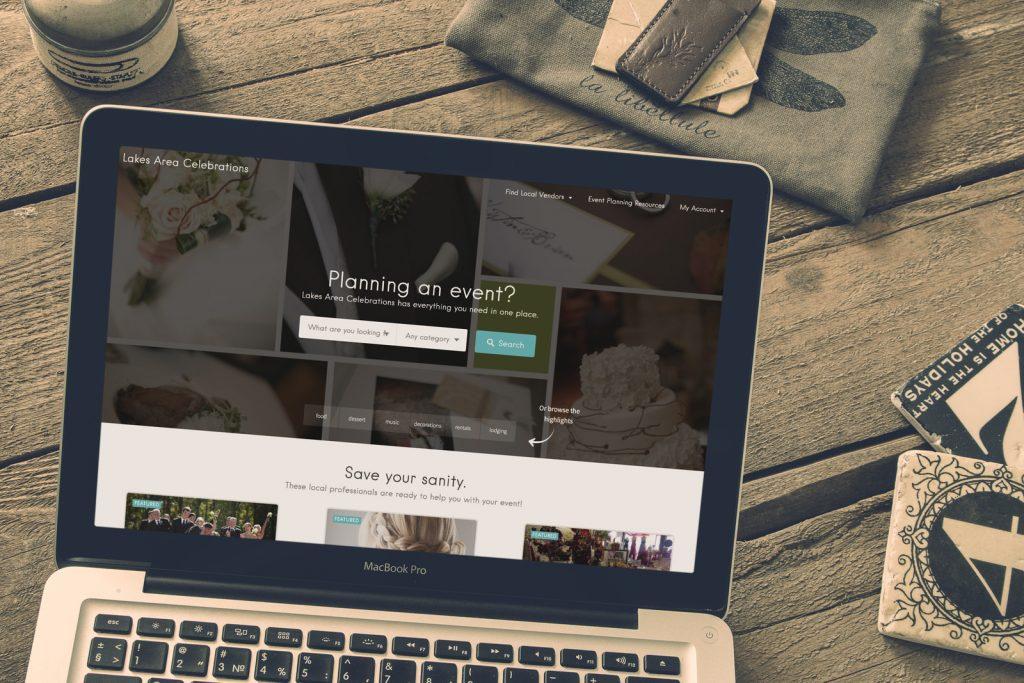 LAC Website Design
