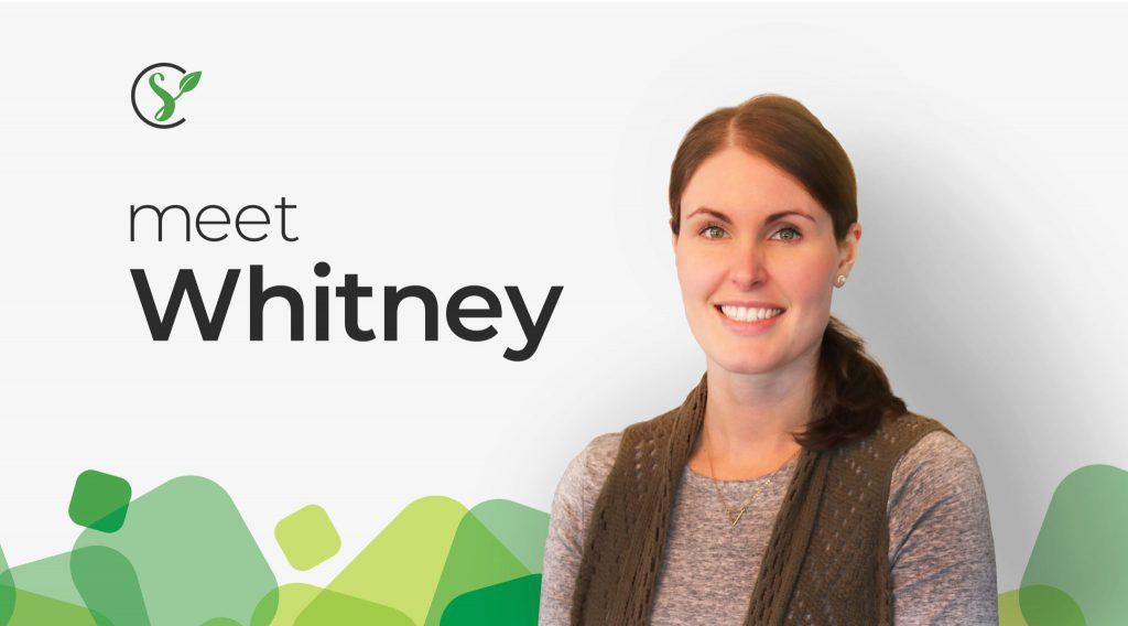 Meet web designer Whitney Fischer