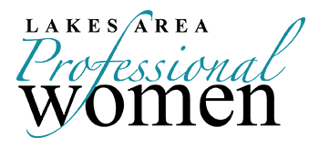 Lakes Area Professional Women logo