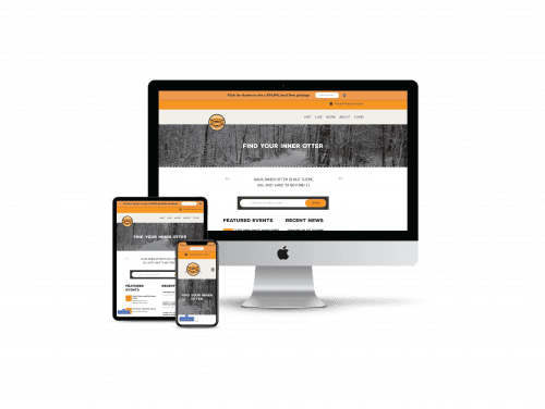 Otter Tail Lakes Country Association website