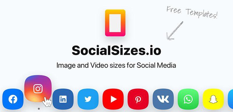 SocialSizes.io